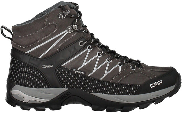 CMP Campagnolo M's Rigel Mid WP Trekking Shoes Grå (2019)